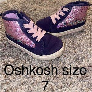 Size 7 toddler girl
